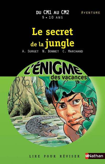 ENIG VAC SECRET DE LA JUNGLE C
