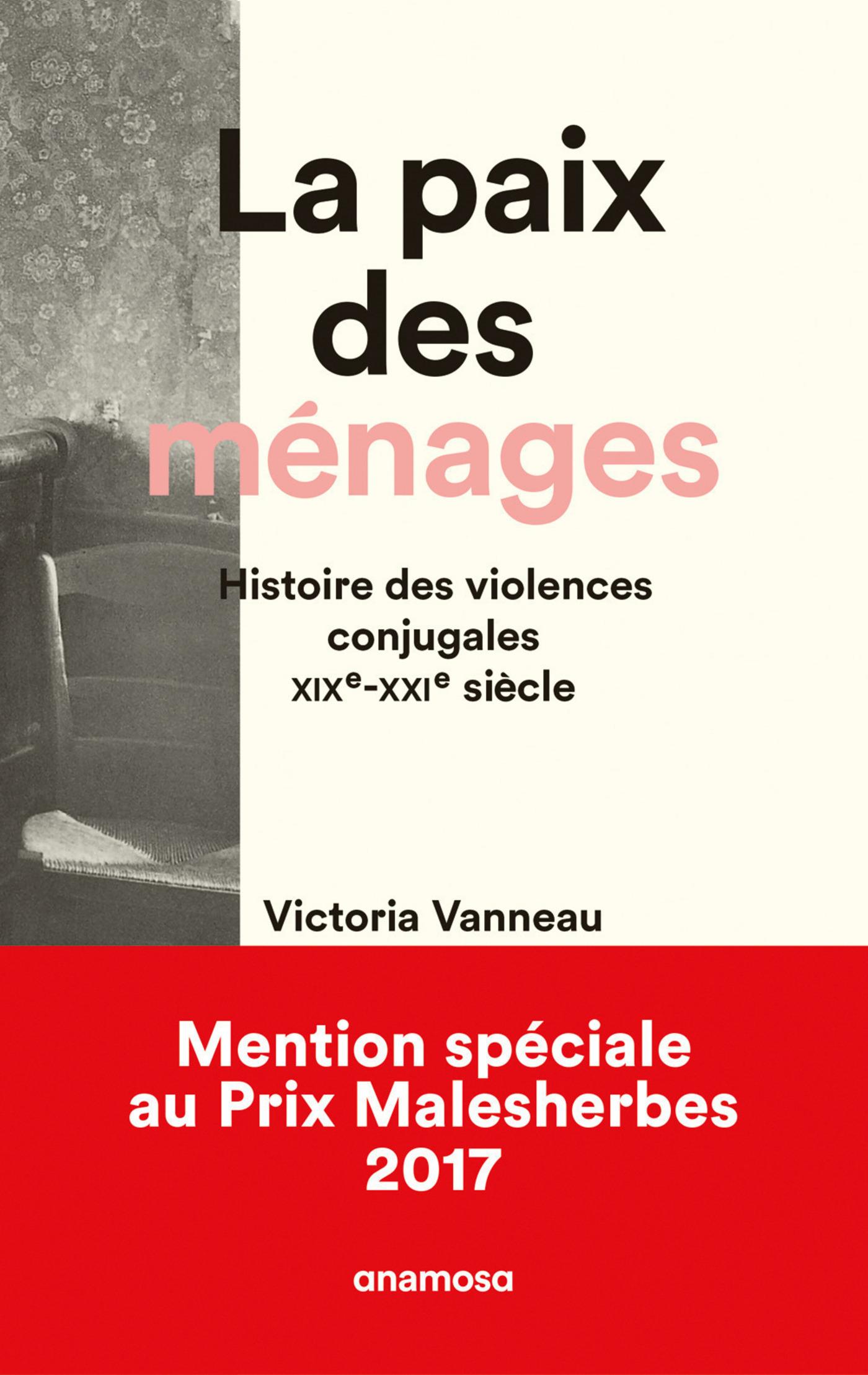 La Paix des ménages - Histoire des violences conjugales XIXe-XXIe siècle