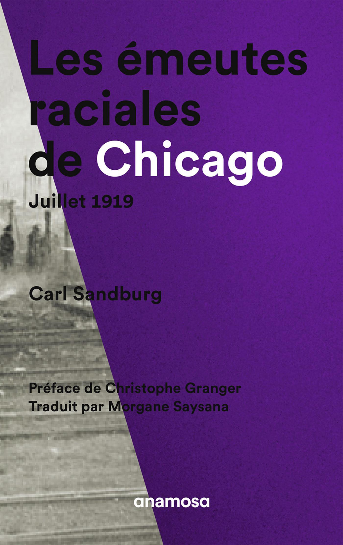 Les émeutes raciales de Chicago - Juillet 1919
