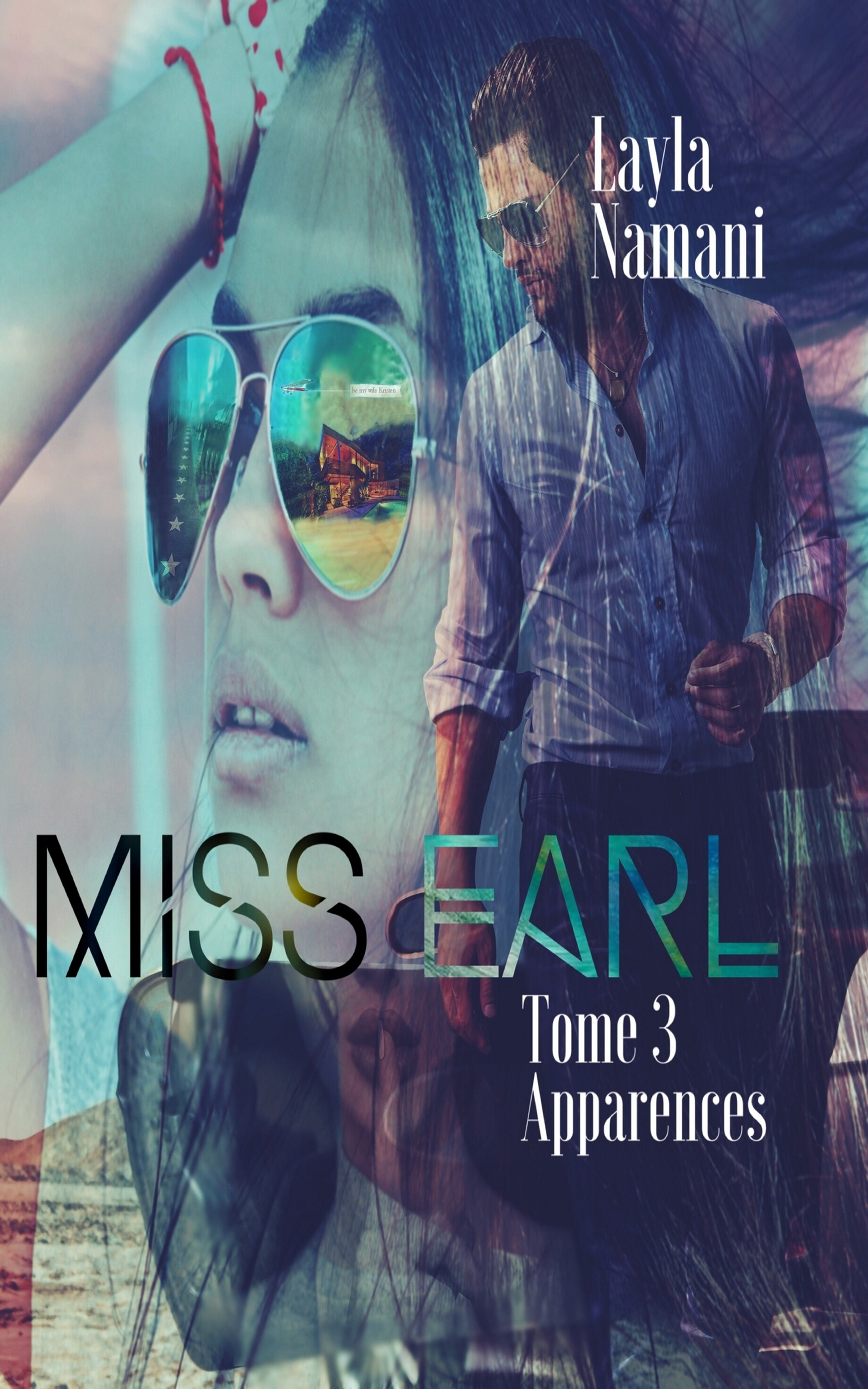 Miss Earl, TOME 3 APPARENCES