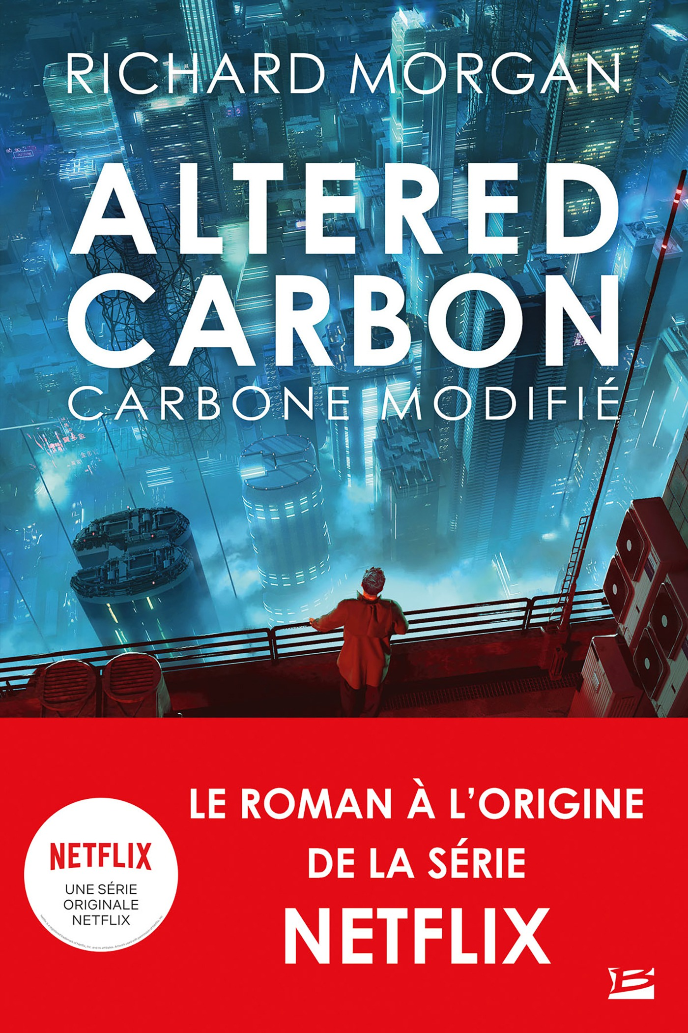Carbone modifié, ALTERED CARBON, T1