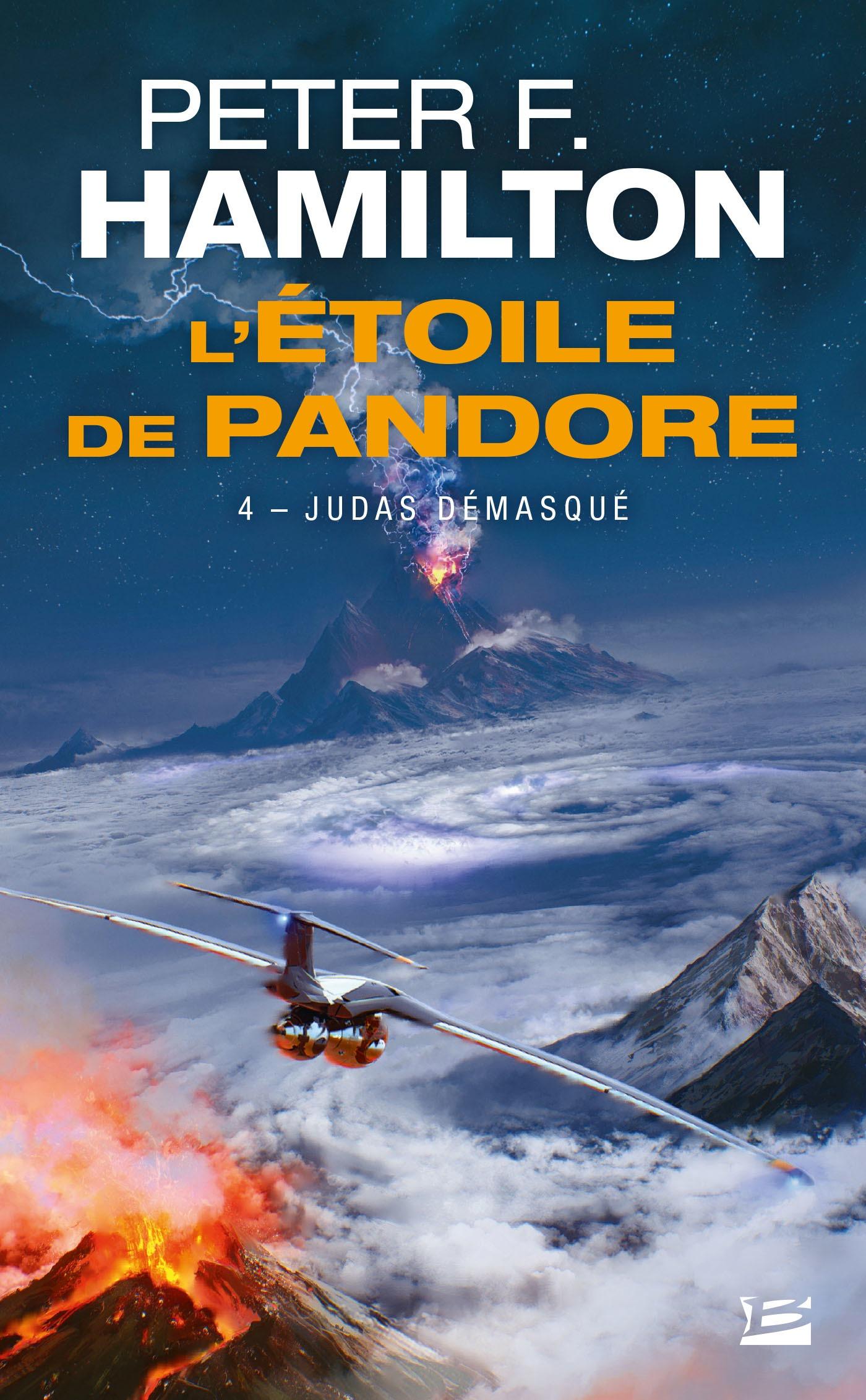 Judas démasqué, L'ÉTOILE DE PANDORE, T4