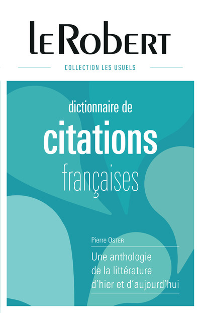 DICTIONNAIRE DE CITATIONS FRANCAISES