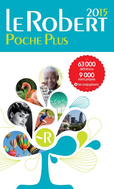 ROBERT DE POCHE PLUS 2015