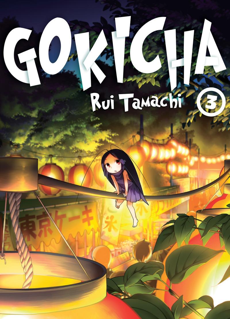 GOKICHA - TOME 3