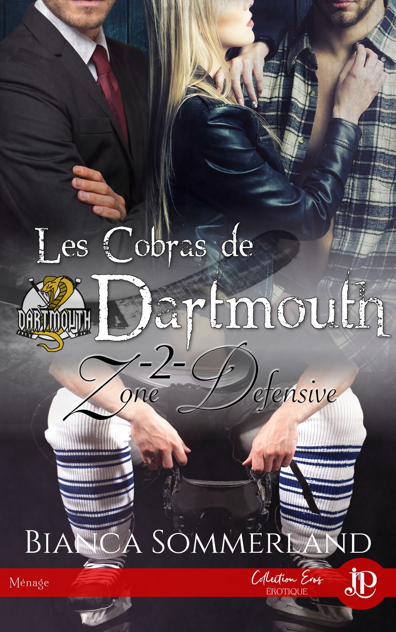 Zone Défensive, LES COBRAS DE DARTMOUTH TOME 2