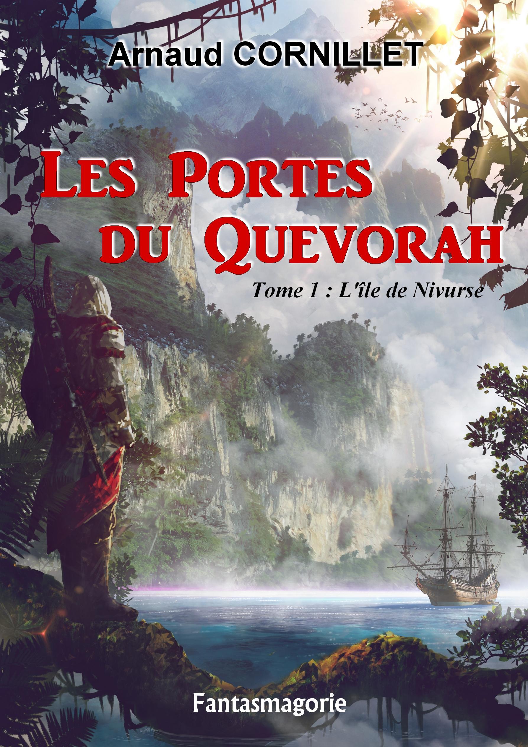 Les portes du Quevorah, L'ÎLE DE NIVURSE