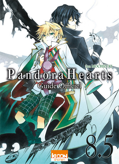 PANDORA HEARTS T08.5 GUIDE OFFICIEL