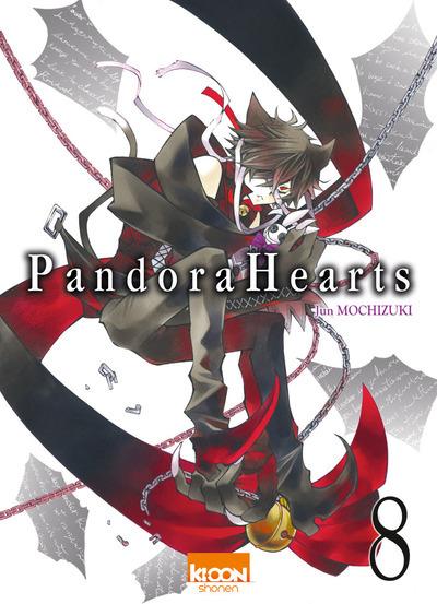 PANDORA HEARTS T08