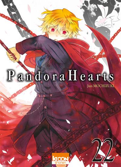PANDORA HEARTS T22
