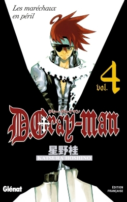 D.GRAY-MAN - EDITION ORIGINALE - TOME 04