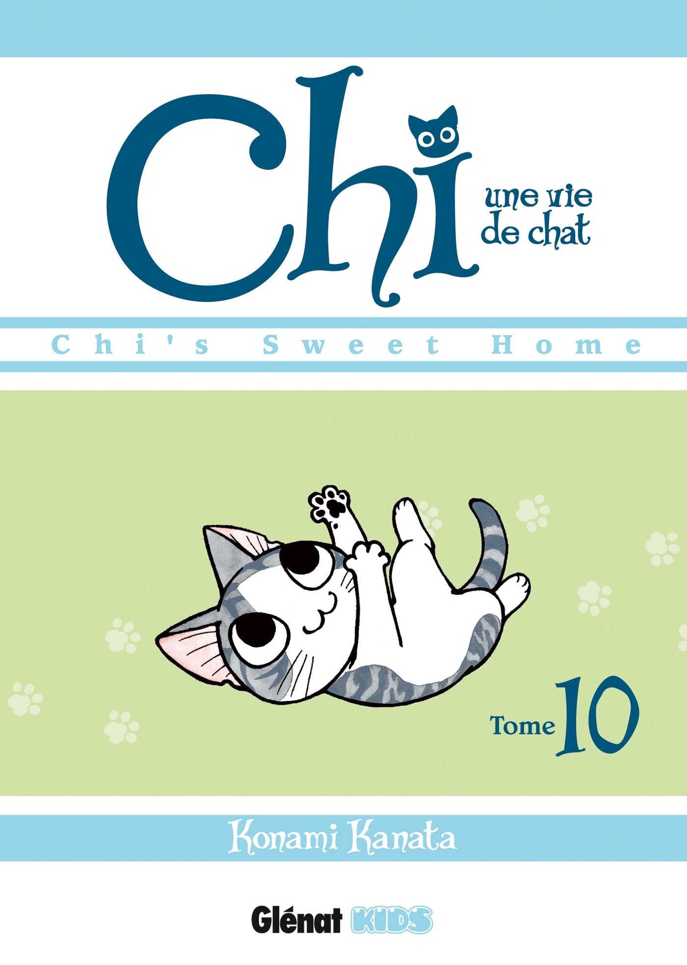 CHI - UNE VIE DE CHAT - TOME 10