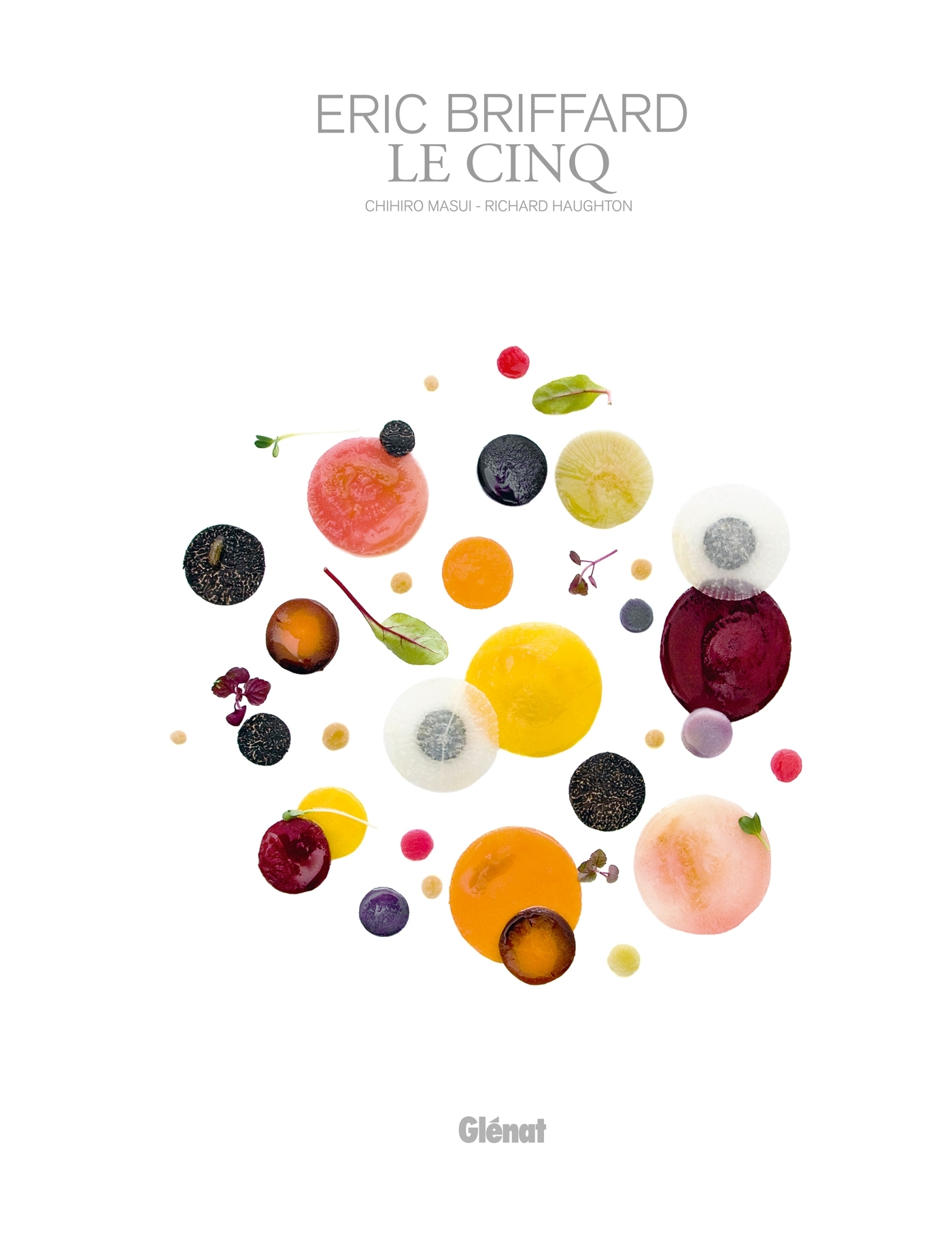 ERIC BRIFFARD - LE CINQ (NOUVELLE EDITION)