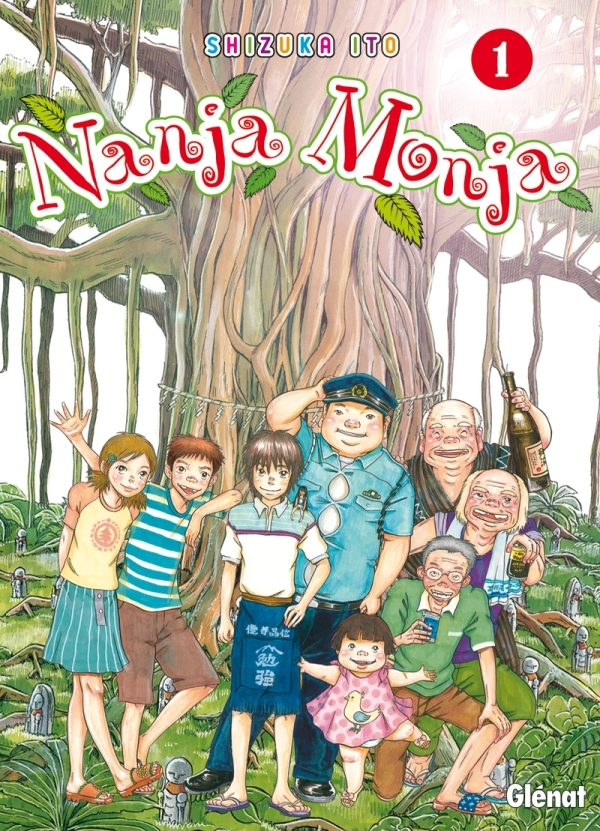 NANJA MONJA - TOME 01
