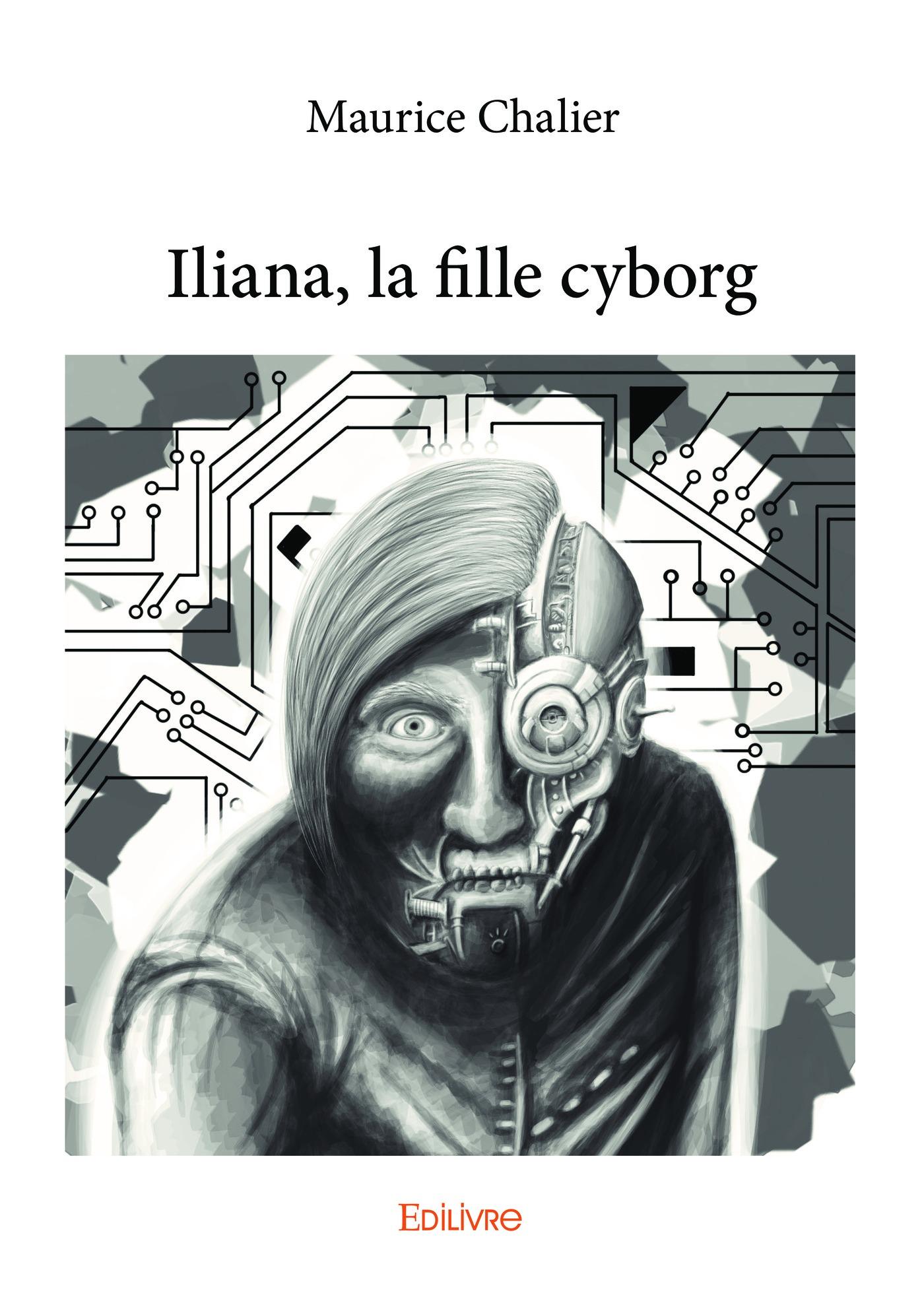 Iliana, la fille cyborg
