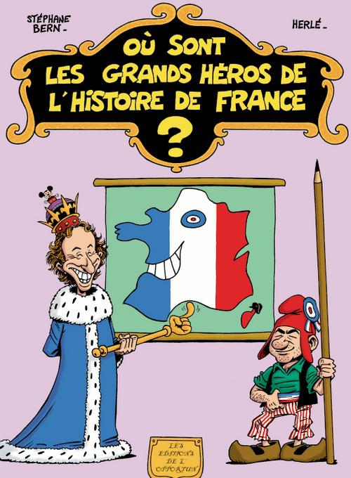 OU SONT LES GRANDS PERSONNAGES DE L'HISTOIRE DE FRANCE