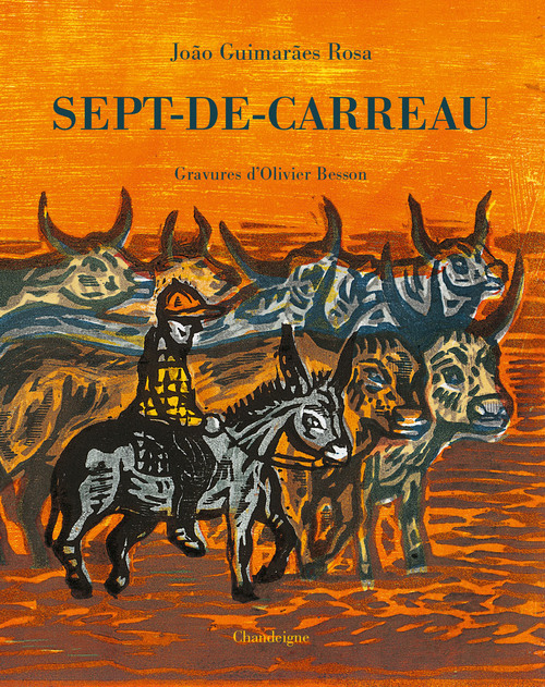 SEPT-DE-CARREAU, L'ANE DU SERTAO