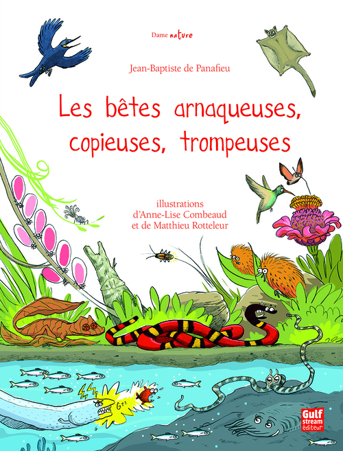 LES BETES ARNAQUEUSES, COPIEUSES, TROMPEUSES