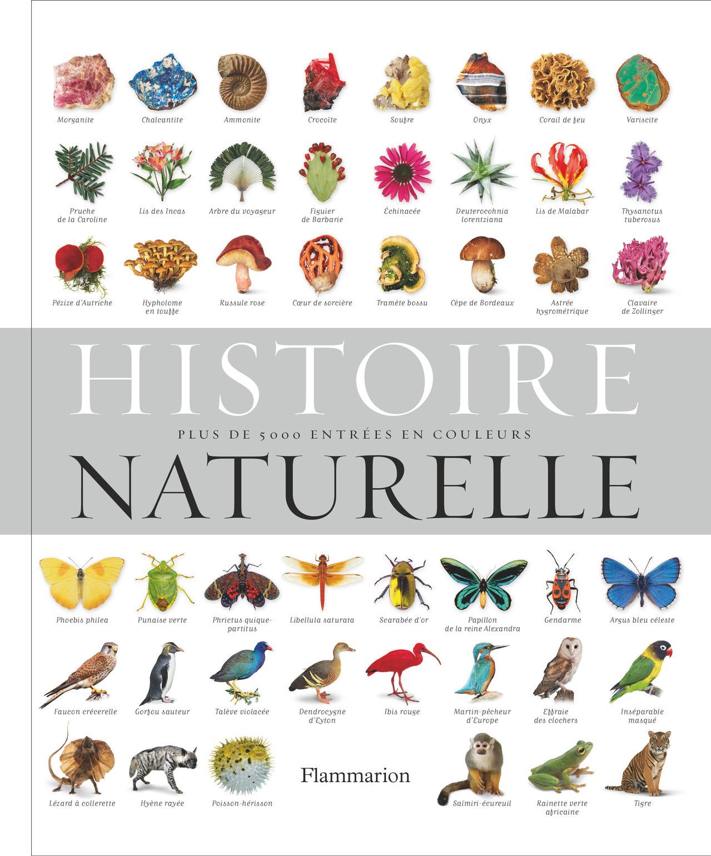 HISTOIRE NATURELLE (INTEGRAL)