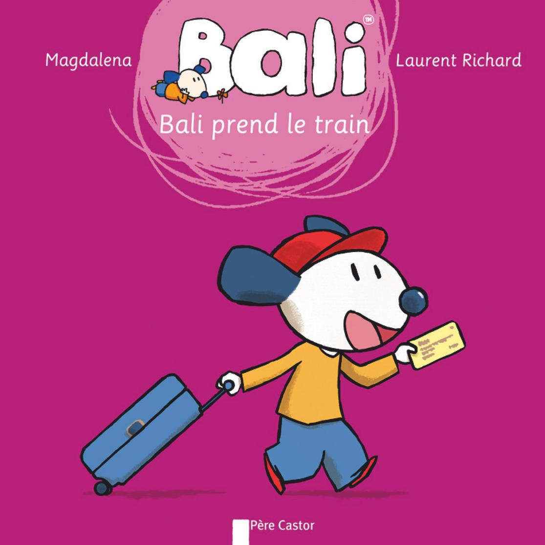 BALI PREND LE TRAIN
