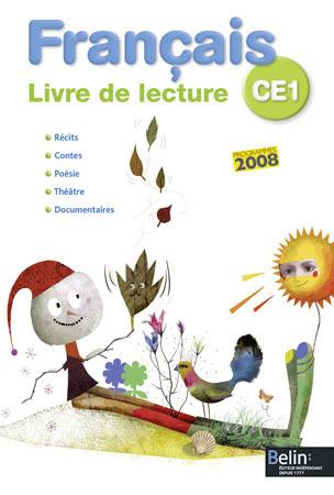 FRANCAIS - LIVRE DE LECTURE CE1