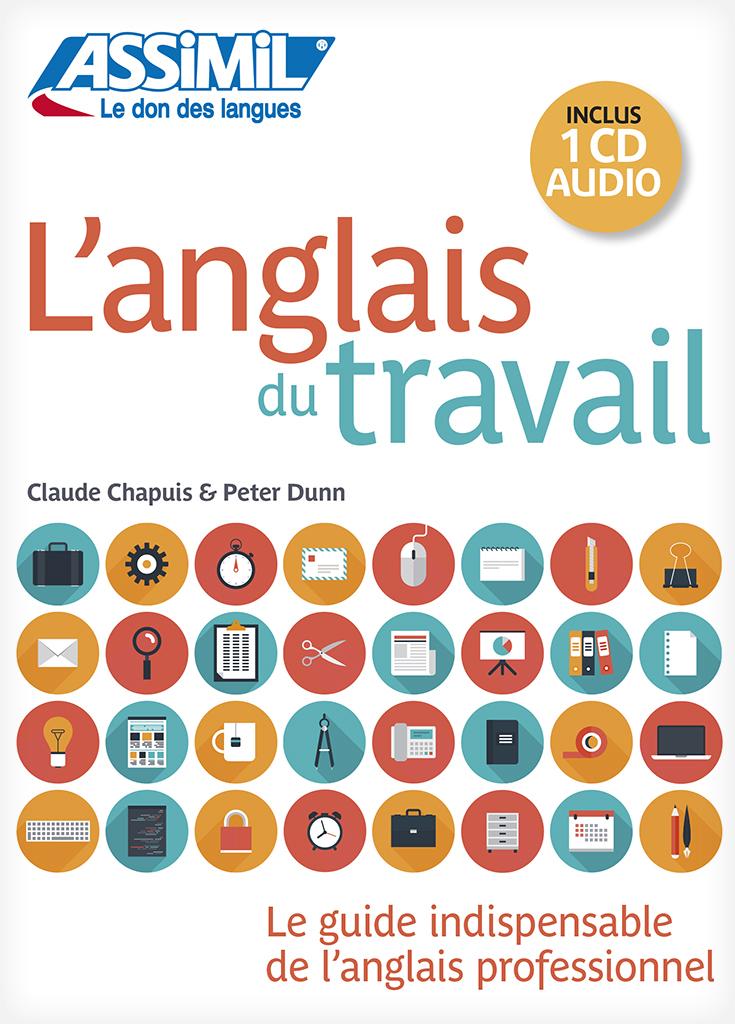 LIVRE CD ANGLAIS DU TRAVAIL