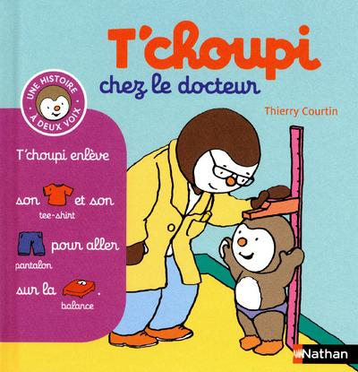 N13 - T'CHOUPI CHEZ LE DOCTEUR