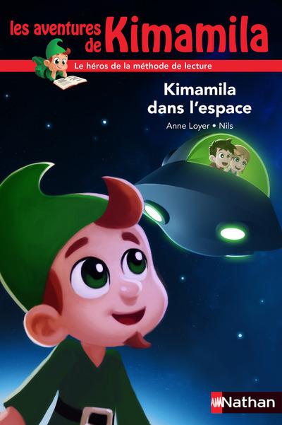 KIMAMILA DANS L'ESPACE