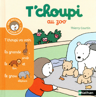 N05 - T'CHOUPI AU ZOO