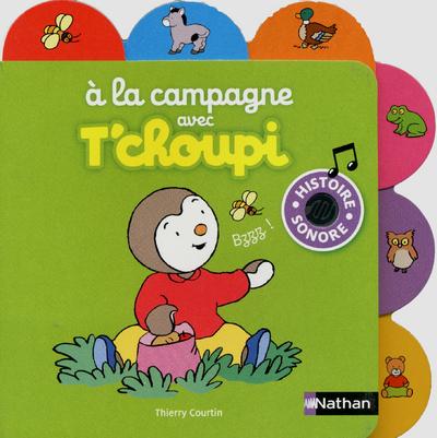 N04 - A LA CAMPAGNE AVEC T'CHOUPI