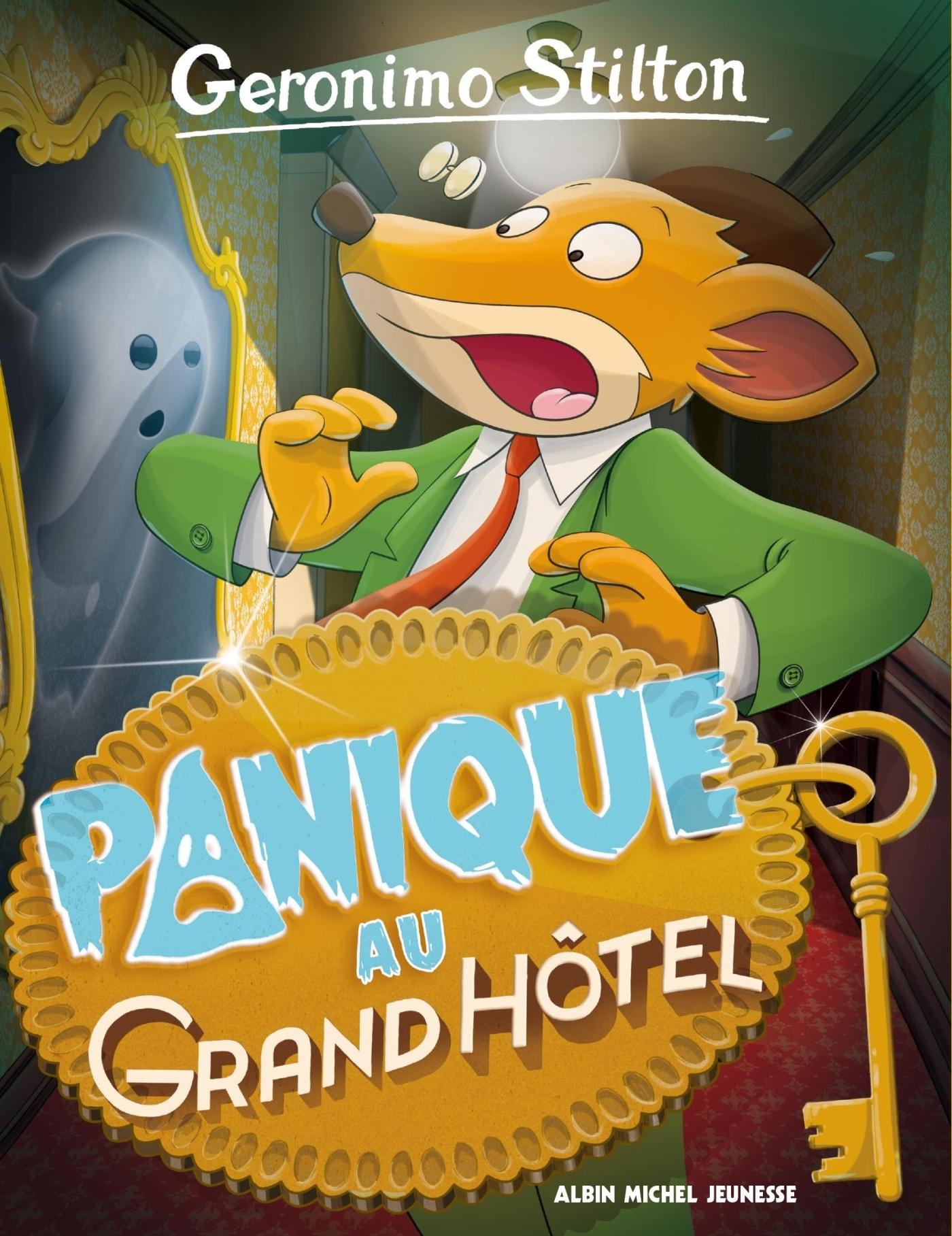 PANIQUE AU GRAND HOTEL N  49-ED 2018