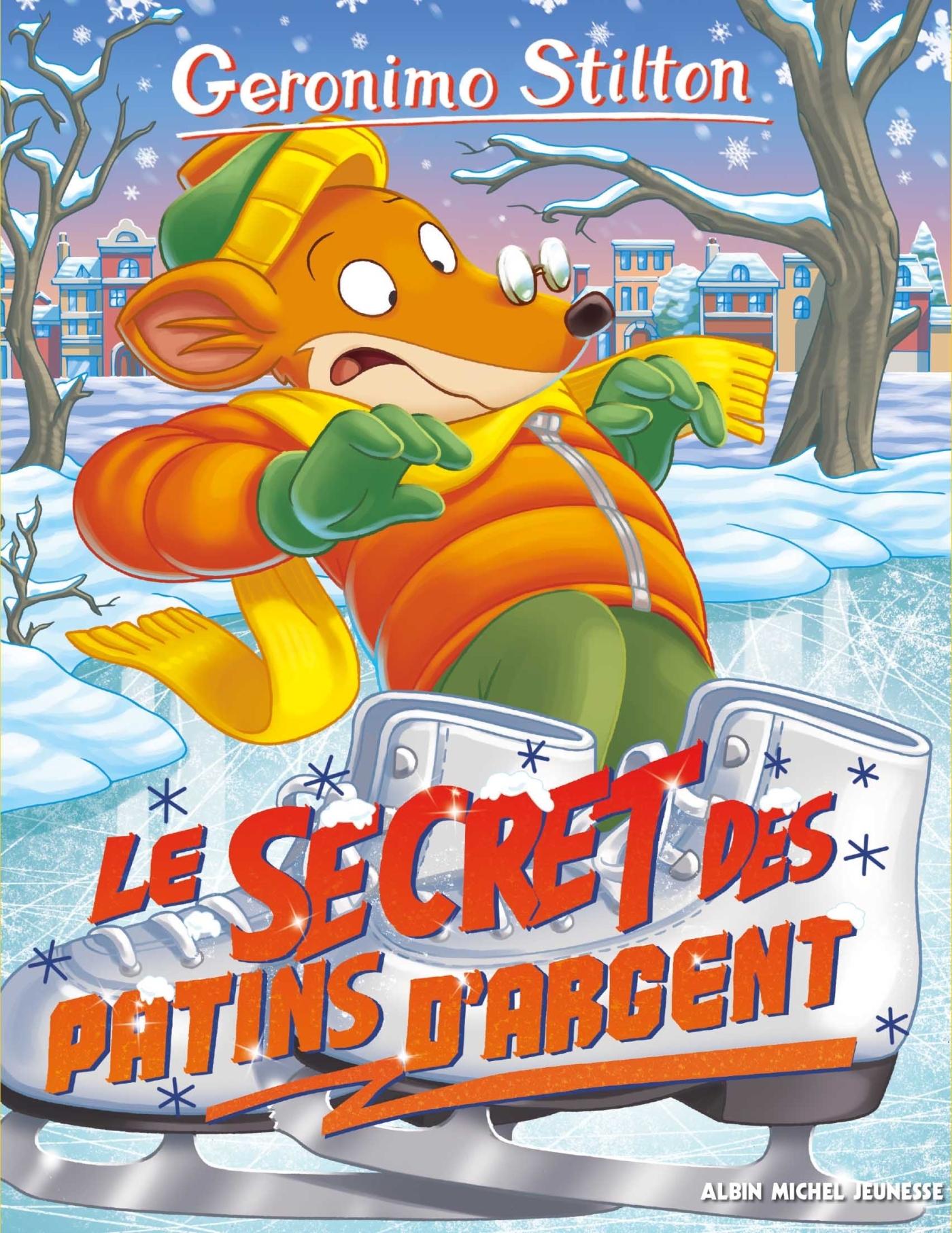 LE SECRET DES PATINS D'ARGENT N 84