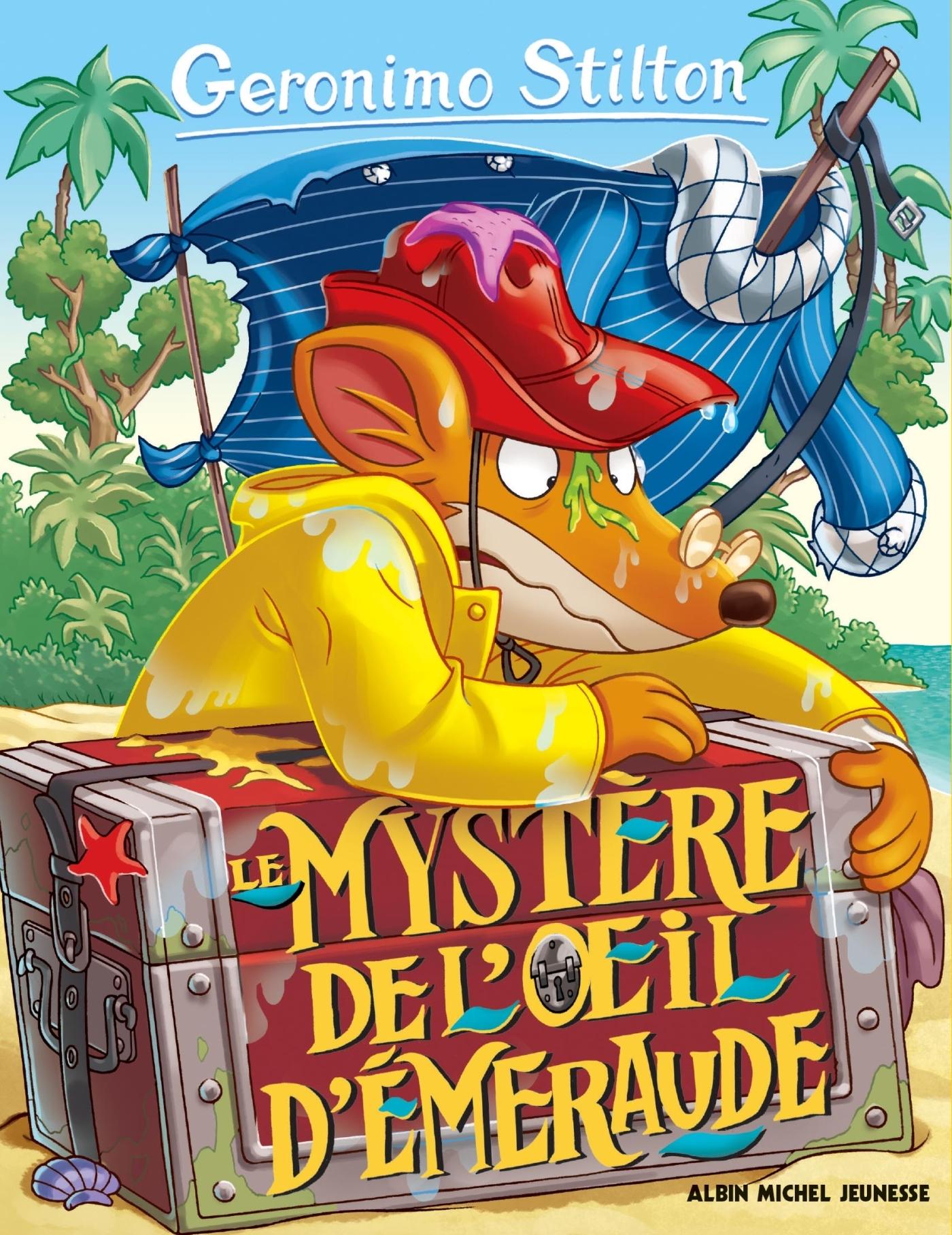 LE MYSTERE DE L OEIL D EMERAUDE N  8 -ED 2018