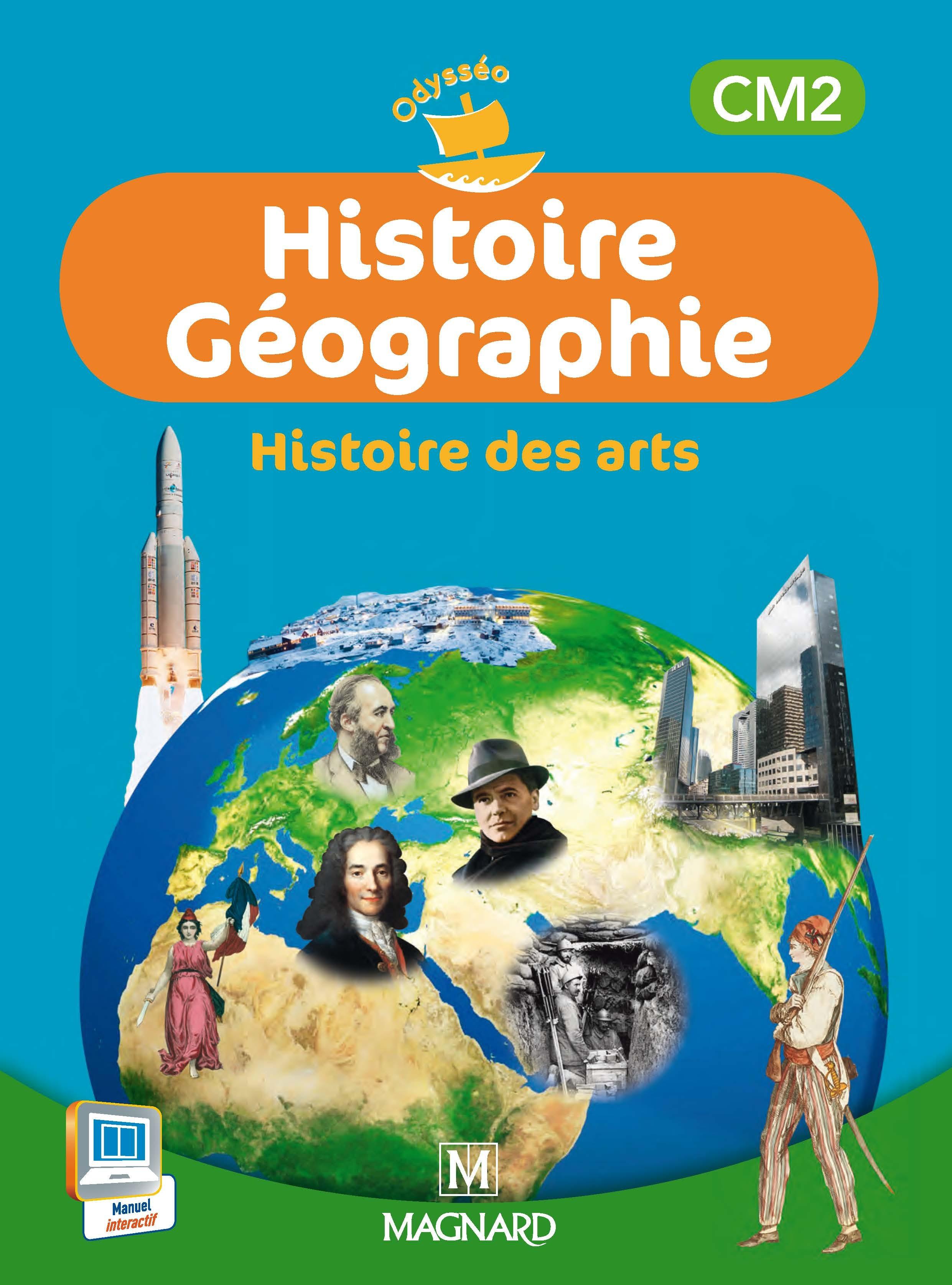 HISTOIRE GEOGRAPHIE HISTOIRE DES ARTS CM2 ELEVE