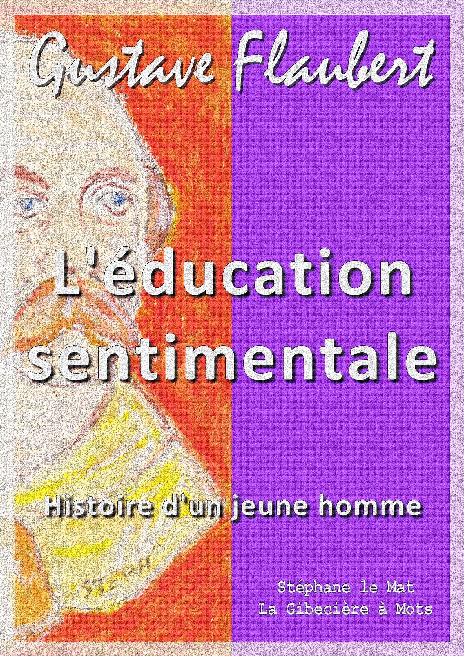 L'éducation sentimentale, HISTOIRE D'UN JEUNE HOMME