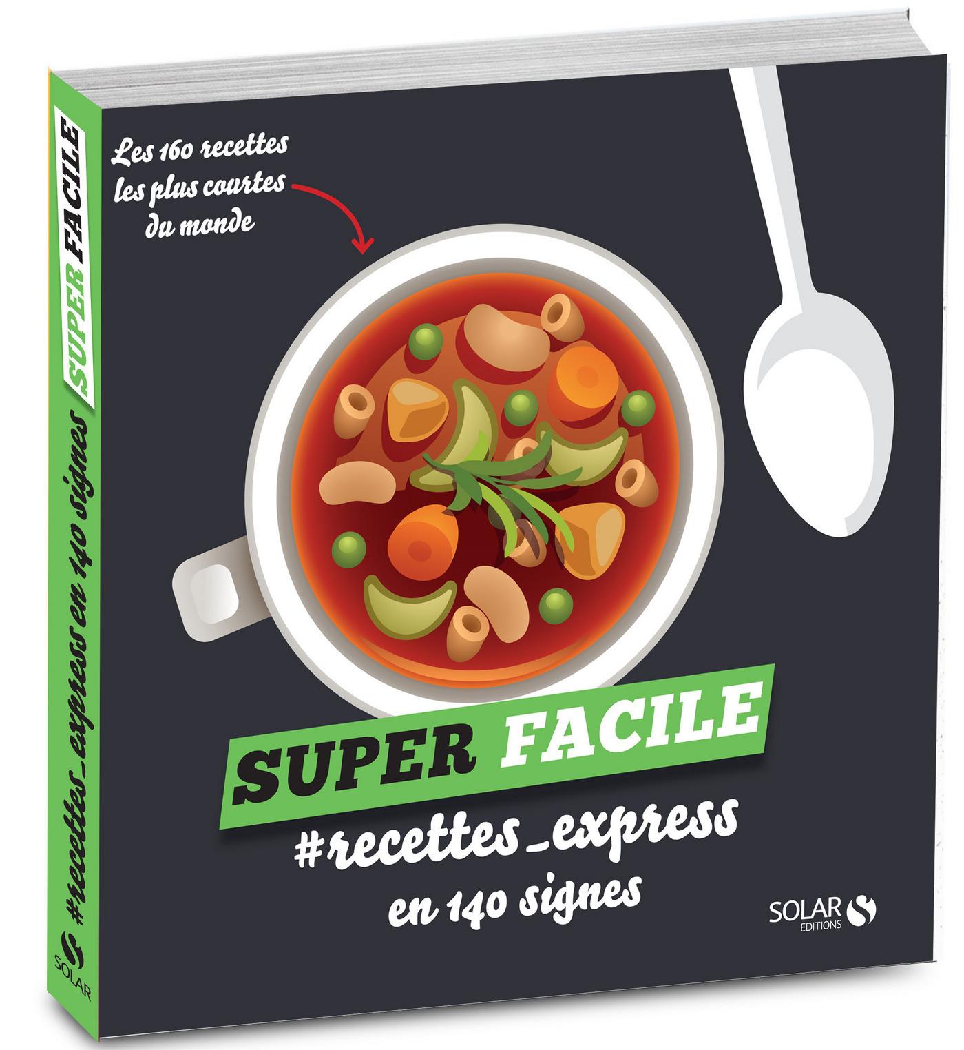 #recettes_express en 140 signes - super facile