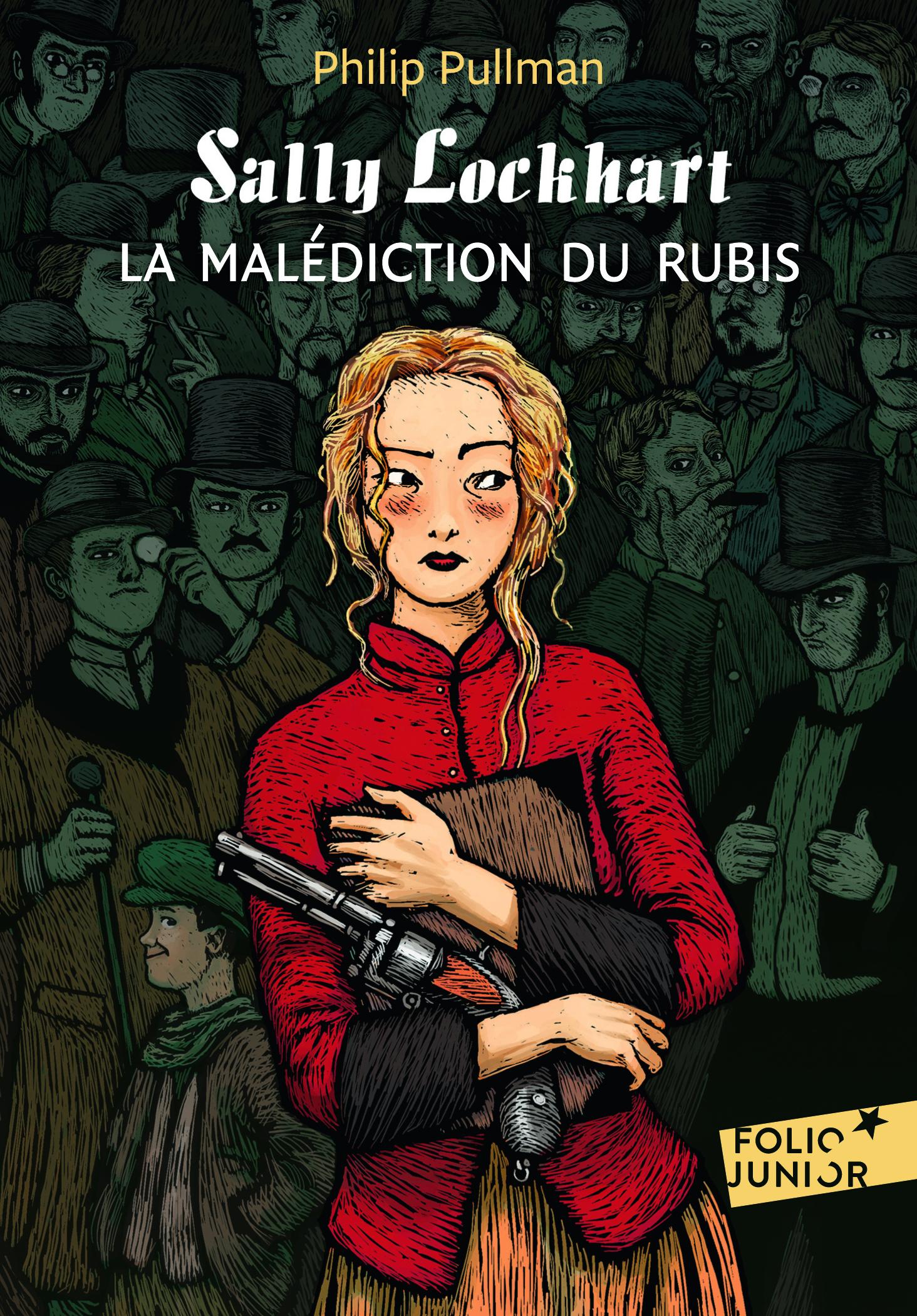 SALLY LOCKHART, I : LA MALEDICTION DU RUBIS