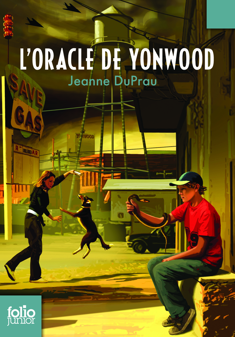 L'ORACLE DE YONWOOD