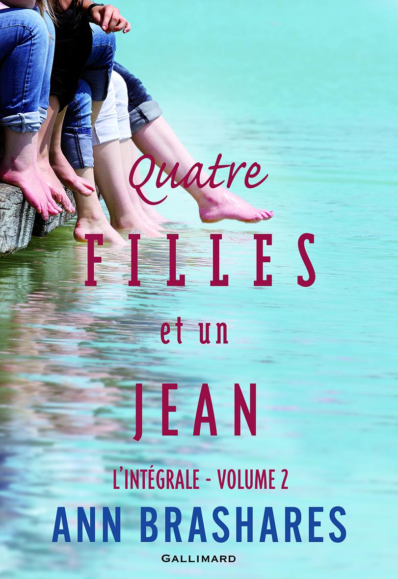 QUATRE FILLES ET UN JEAN - INTEGRALE - VOLUME 2