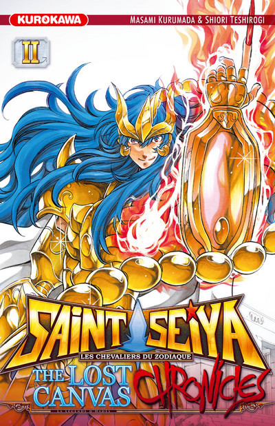 SAINT SEIYA - THE LOST CANVAS - CHRONICLES - TOME 2