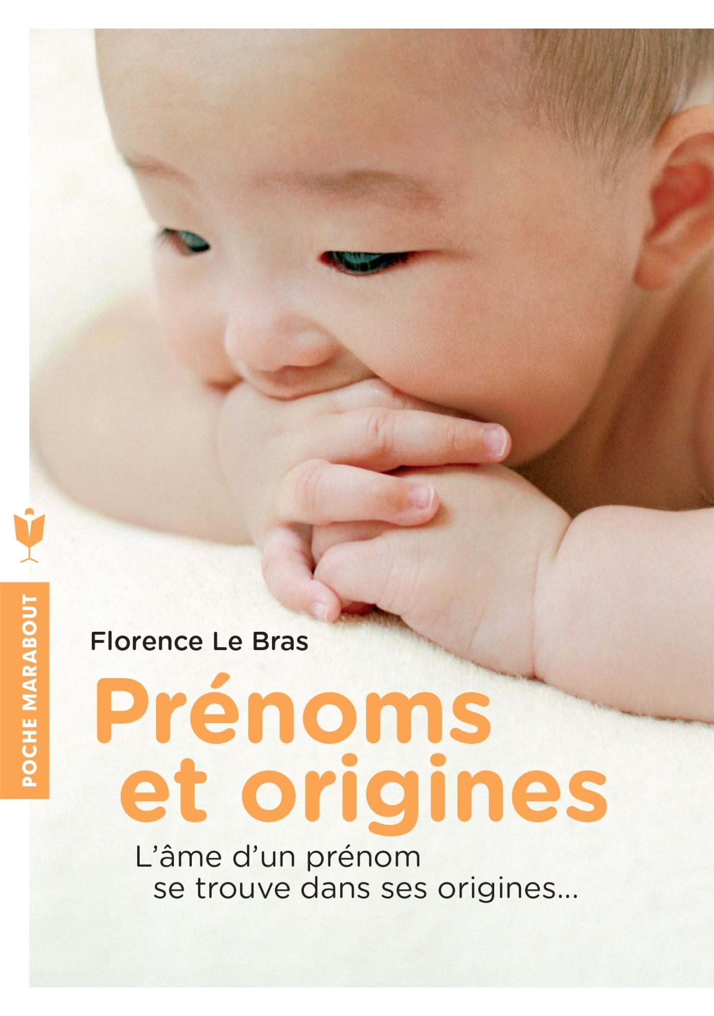 PRENOMS ET ORIGINES