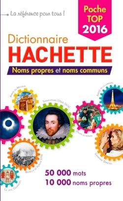POCHE TOP DICTIONNAIRE HACHETTE FRANCAIS