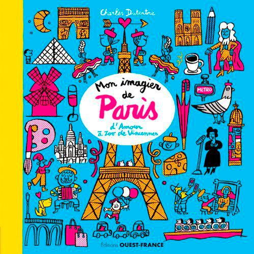MON IMAGIER DE PARIS