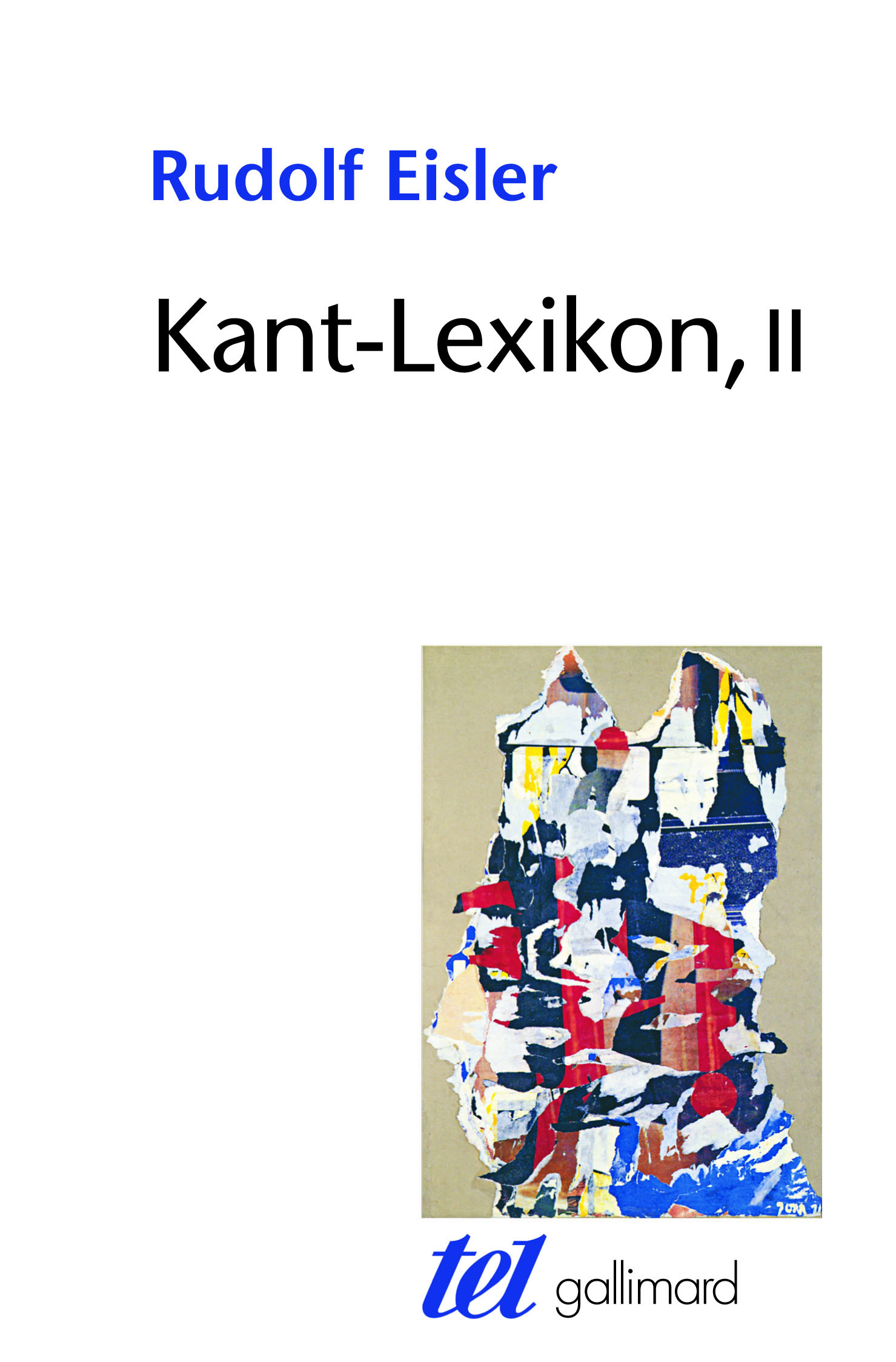 KANT-LEXIKON T2
