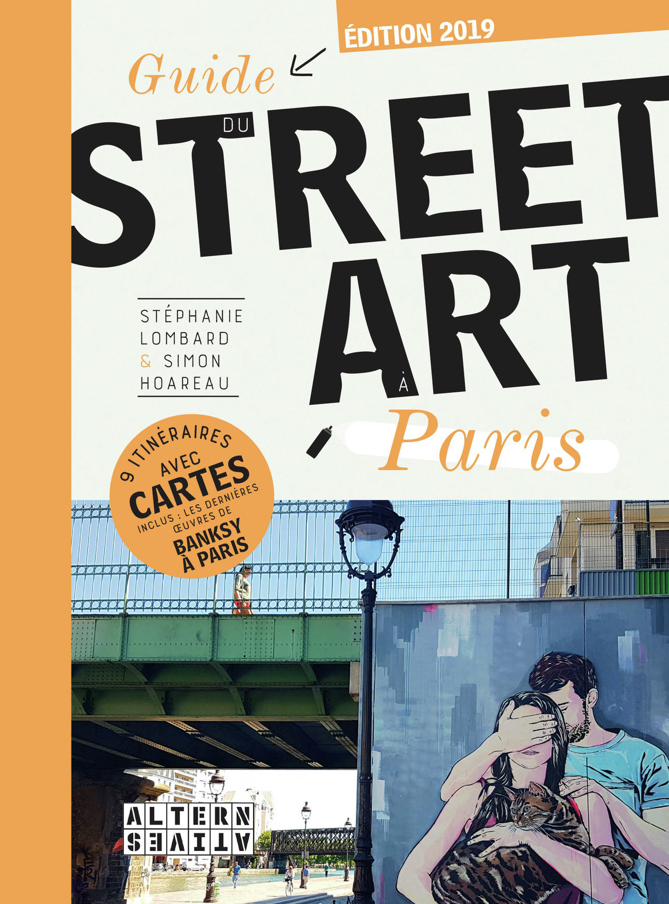 GUIDE DU STREET ART A PARIS 2018-2019