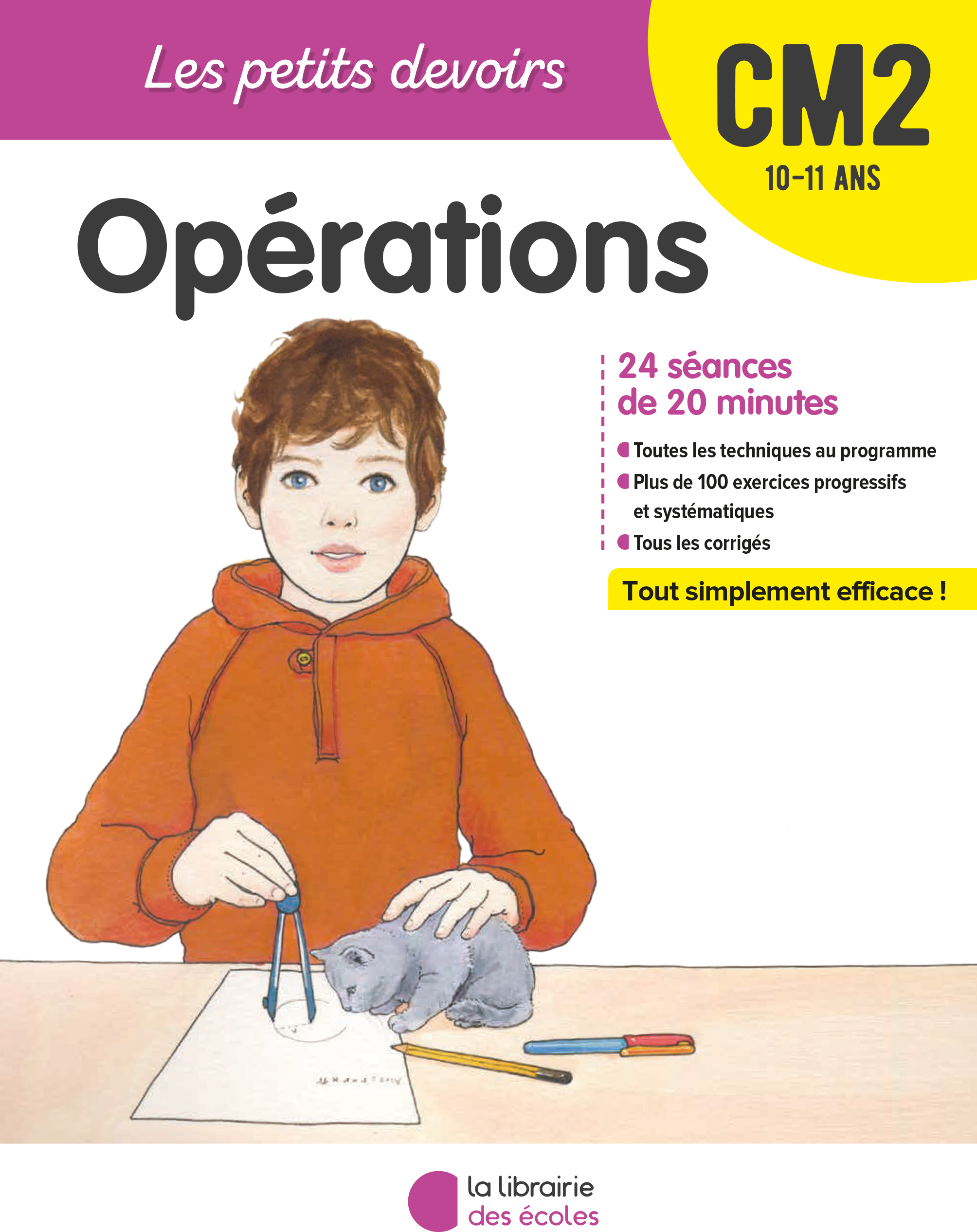 PETITS DEVOIRS OPERATIONS CM2 NE 2018