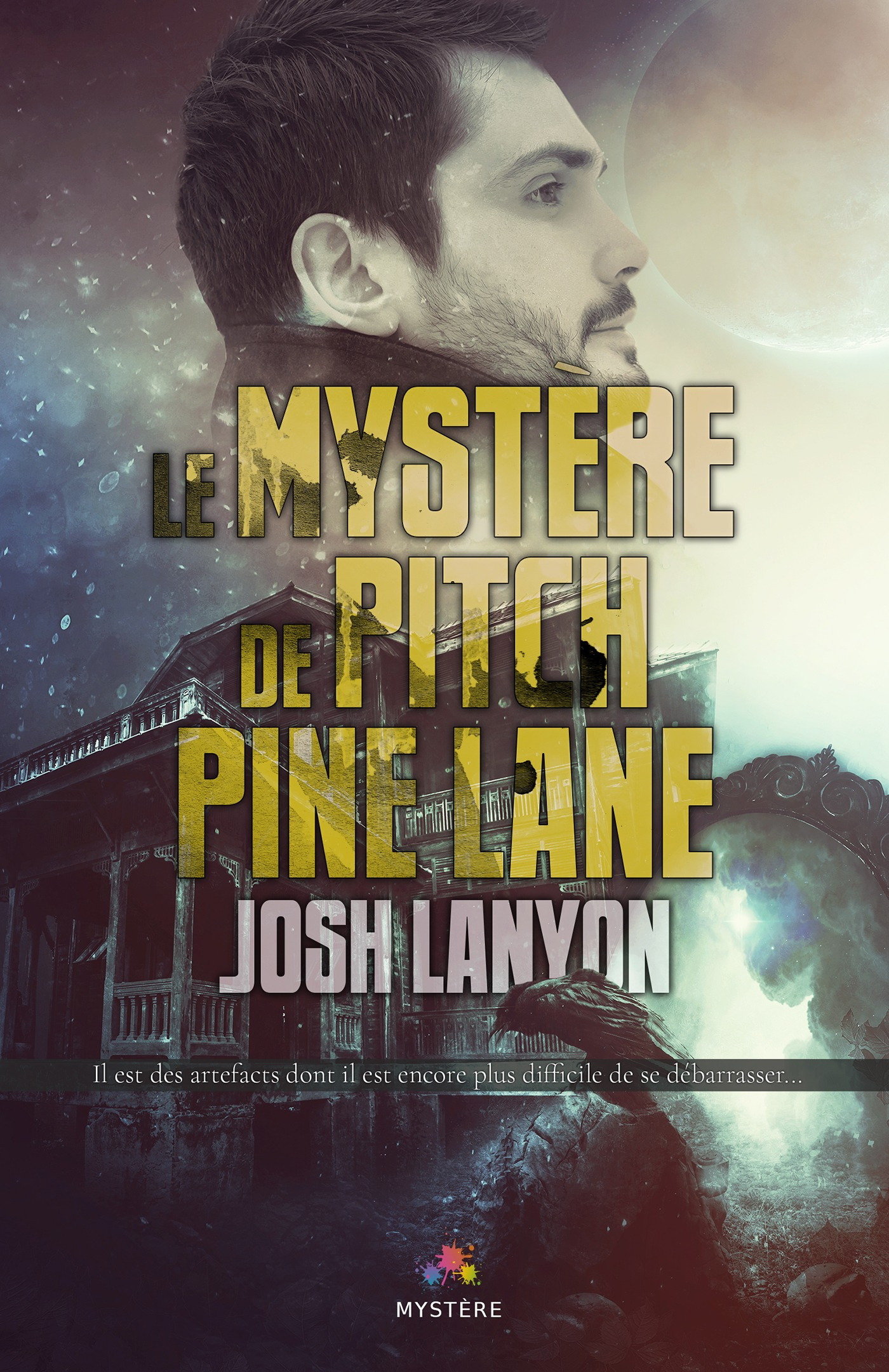Le mystère de Pitch Pine Lane