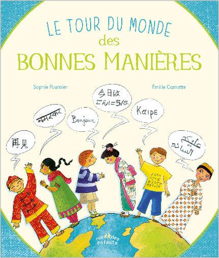 TOUR DU MONDE DES BONNES MANIERES