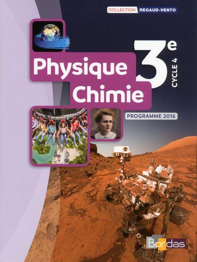 RMGAUD VENTO PHYSIQUE-CHIMIE 3E 2017 MANUEL ELEVE
