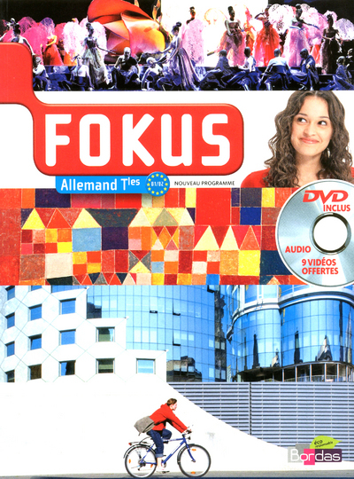 FOKUS TERM MANUEL & DVD GF 12